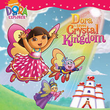 Dora Saves the Crystal Kingdom (Dora the Explorer), Nickelodeon, New Book