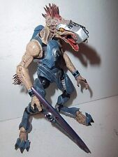 Halo 3 Series 1 **JACKAL SNIPER** McFarlane Figure 100% Complete w/ Weapon!!