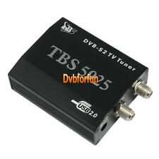 TBS5925 USB DVB-S2 Professional TV Box 16/32APSK ACM VCM GS Streaming