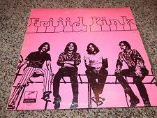 FRIJID PINK s/t LP Vinyl Record Parrot PAS 71033