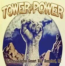 TOWER OF POWER - Live At Calderone Concert Hall, Hempstead, NY. New 2CD * NEW *