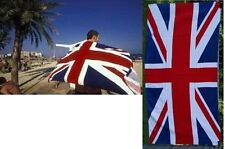 UNITED KINGDOM Britain UK British FLAG COTTON BATH POOL BEACH TOWEL WRAP 30x60""