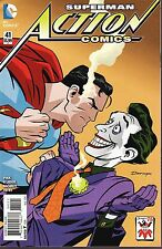 Action Comics No.41 / 2015 The Joker 75th Anniversary Darwyn Cooke Variant Cover