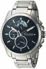 Tommy Hilfiger Stainless Steel Chronograph Mens Watch 1791348