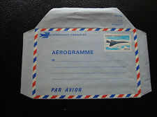 FRANCE - aerogramme 1969 (concorde) (Z1) french