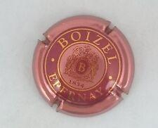 capsule champagne BOIZEL n°8 contour rosé