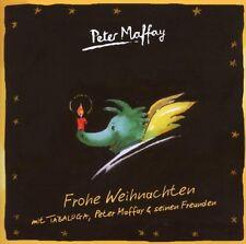 FROHE WEIHNACHTEN MIT TABALUGA, PETER MAFFAY UND SEINEN FREUNDEN  CD NEU