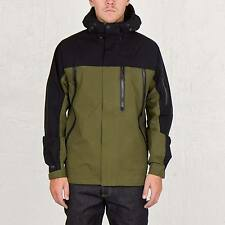 NikeLab White Label Gore-Tex Jacket - LARGE - 655303-331 Olive Army Black Rain