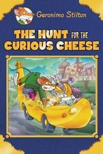 Geronimo Stilton Special Edition: The Hunt for the Curious Cheese-ExLibrary