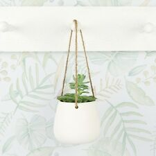 Sass and Belle Hanging Ceramic Planter Home Accessory Plant Pot