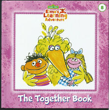 SESAME STREET Elmo's Learning Adventure {The Together Book} #8 LN