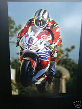 High Quality A3 poster print - Michael Dunlop - Isle of Man TT Races  [A3-01]
