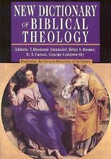 New Dictionary of Biblical Theology : Exploring the Unity and Diversity of...