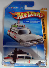 2010  HOT WHEELS  # 25  GHOSTBUSTERS  ECTO 1