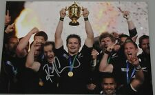 RICHIE McCAW  Hand Signed 8'x12' Photo 3