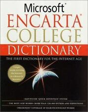 Microsoft Encarta College Dictionary : The First Dictionary for the Internet Age