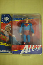 New Superman All Star Action Figure Series 1 Dc Direct
