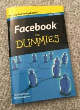 FACEBOOK For Dummies®, Mini Edition/Pocket Size/Cliff Notes Version @ 57 PGS