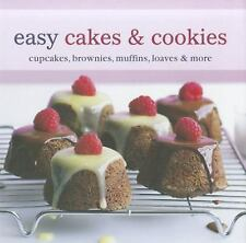 Easy Cakes and Bakes : Cupcakes, brownies, muffins, loaves and More (2012, Hardc