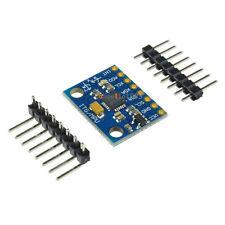 2PCS MPU-6050 Module 3 Axis Gyroscope+Accelerometer Module for Arduino MPU 6050