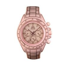 DIGITONA MM TIME,OROLOGIO LED,DESIGN DA CRONOGRAFO,DGT11LRDG,LIST. 95 €,ROSA,NEW