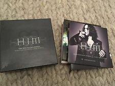 HIM: The Single Collection - Rare CD Box Set - Limited Edition 10 Discs