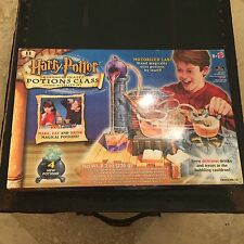 HARRY POTTER  PROFESSOR SNAPES POTION CLASS ACTIVITY SET NEW SEALED! MOTORIZED!