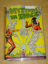 MYSTERY IN SPACE #71 G (2.0) DC COMICS NOVEMBER 1961   **