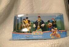 Disney  Mickey Mouse Clubhouse  Train  Figure 6 pc Play Set/Cake Topper NEW