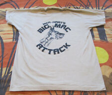 vtg 80s MER-HART'S BIG MAC ATTACK t-shirt GREAT DANE dog MUST SEE