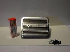 Alu Ölwanne für Getriebe mit Befestigungs - Satz ,  Fiat 124 Spider