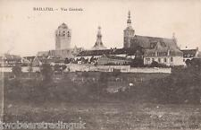 Postcard: Bailleul, Nord, France - General View (c1915)