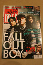 Teraz Rock 2/2009 Fall Out Boy, Bruce Springsteen, Sepultura, Led Zeppelin, SBB