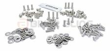 BMW F650GS Dakar R13 2001-2007 stainless steel motorcycle fairing bolts