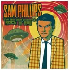 Sam Phillips: The Man Who Invented Rock 'n' Roll [Digipak] by Various Artists...