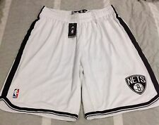 Authentic NBA Pro Cut Brooklyn Nets Shorts 3XL+2 Brook Lopez New York Jeremy Lin