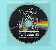 DVD  Brit Floyd 2015 Amsterdam SPACE AND TIME TOUR Playing Pink Floyd Covers