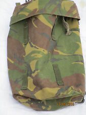1x Webbing 90 Side Pouch,DPM,PLCE-Daypack,Seitentasche,Seyntex 1994,#FT1