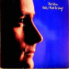 Phil collins-Hello, I Must Be Going! - LP-washed-cleaned - # L 1.176