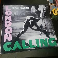 The Clash London Calling Lp 1979 Vinyl 33 rpm, Original Product regalo gift