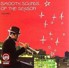 Smooth Sounds of the Season Volume 1  MUSIC CD