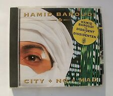 Hamid Baroudi: City No Mad / Audio CD
