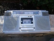 SONY CFS-D7 BOOM BOX STEREO CASSETTE CORDER NEED REPAIR !! NEW LOW PRICE!!!
