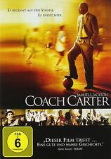 SAMUEL L. JACKSON, ROB BROWN,... - COACH CARTER  DVD NEU CARTER,THOMAS