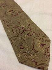 VALENTINO cravatta tie original 100% seta silk made in Italy nuova new