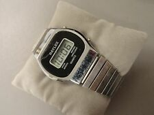 "Mens Daylex Vintage Digital Chrono watch 7"" nice condition new battery"