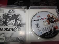 Sony (PS3) Playstation 3 Madden NFL 12 (2011)