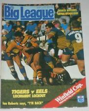 Big League Magazine - 5 -11th April 1989 - Alan Wilson pin-up Vol 70 #4