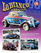 ACME 1:18 SCALE DIECAST METAL LOBIANCO BROTHERS.ECO. 1933 GASSER DRAG CAR