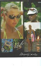PUBLICITE  2007   OAKLEY   lunettes   uniquely.....